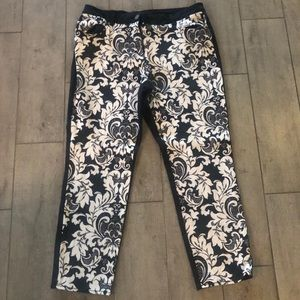 Chicos Printed Jeans , SZ 1.5